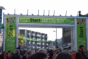the happy financial @ IAK City Run 2016