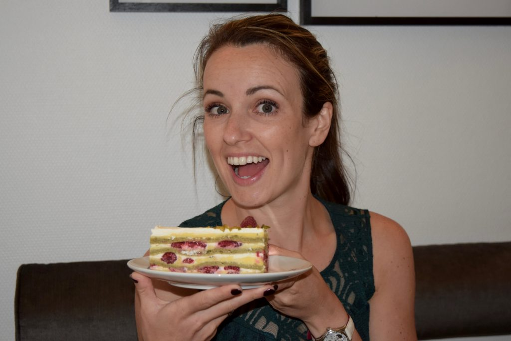 Amélie, taartjes, eten, zagreb