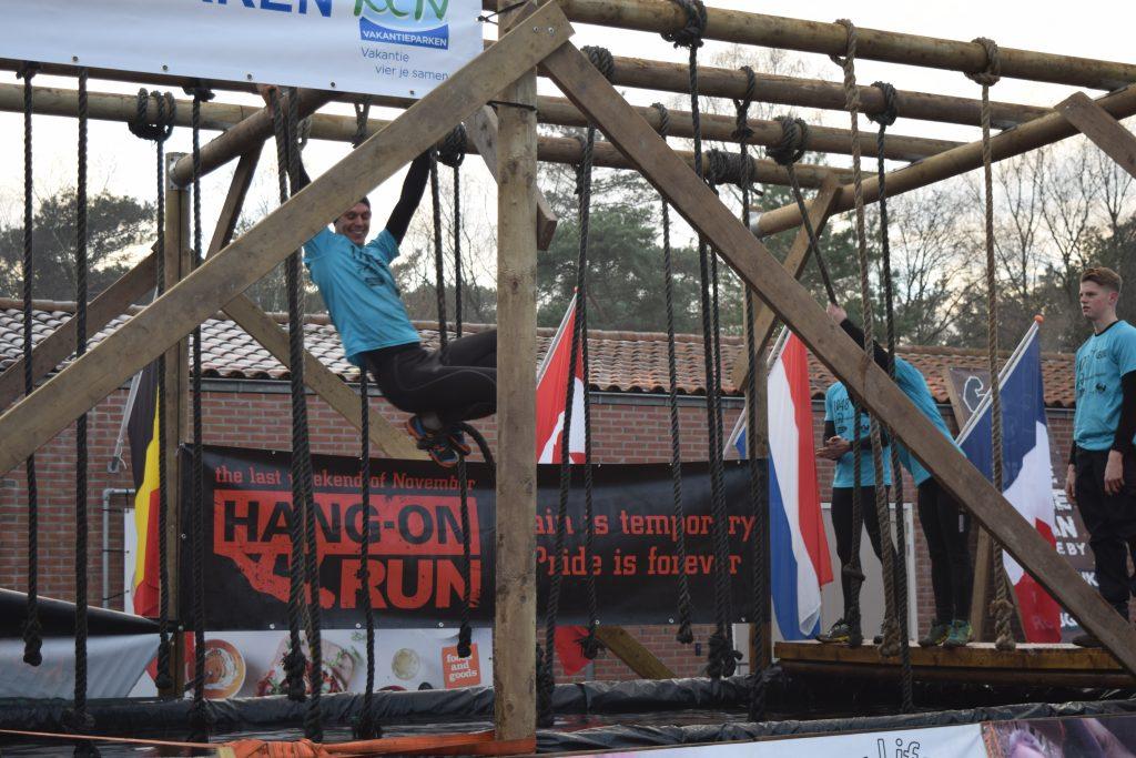Hang-on Run op de Utrechtse Heuvelrug