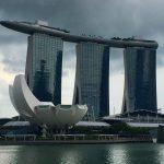 Mandarin Bay, Singapore, hotel