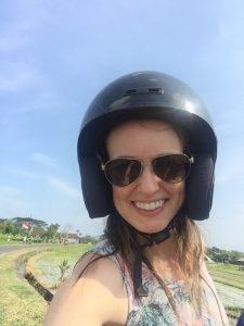 scooter, happy, bali, crossen