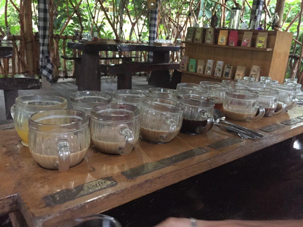 Coffee...lots of coffee
