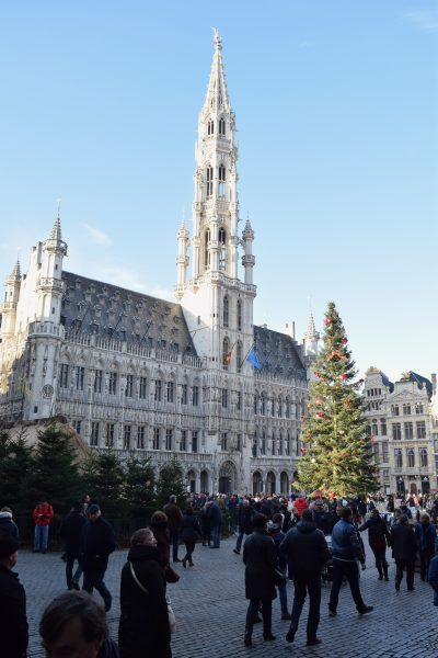 the happy financial in Brussel