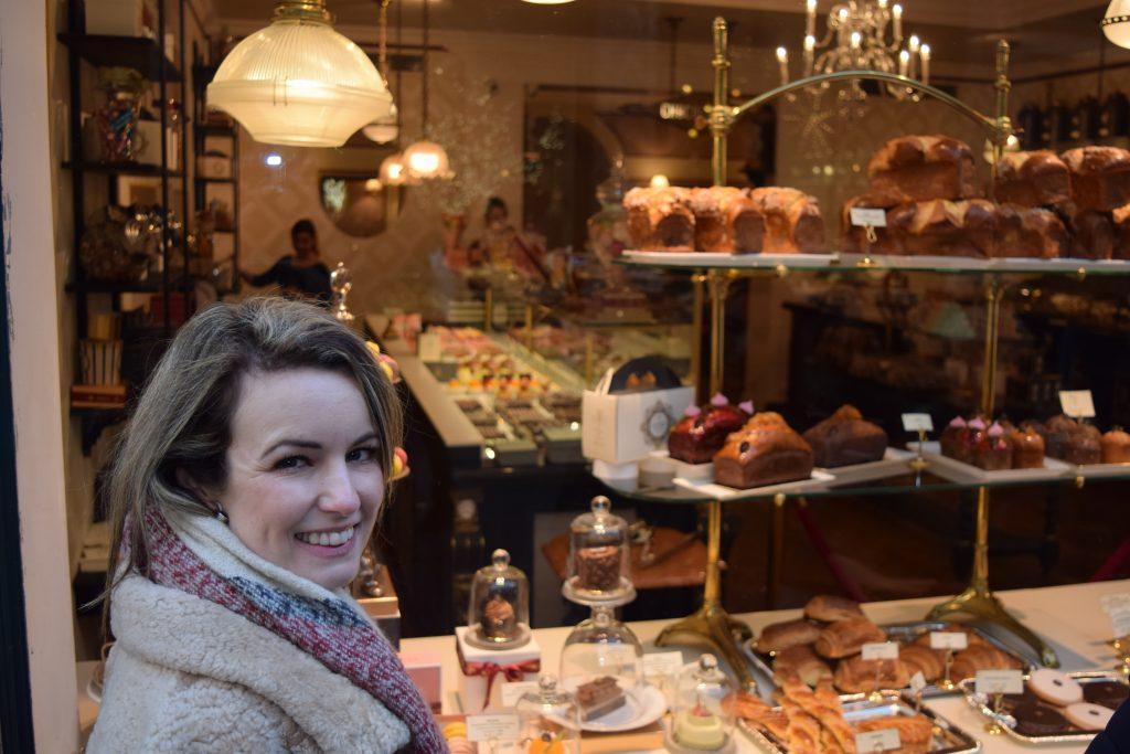 Taartjes, macarons en chocolade, Belgen weten wel wat lekker is.