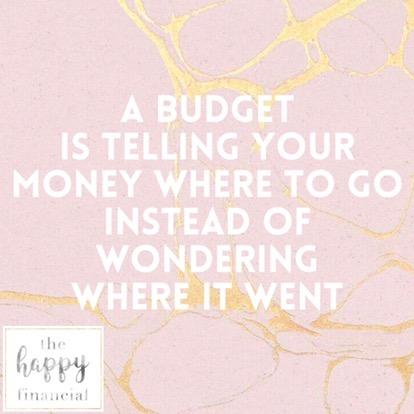 Eindejaars-special #1: Hoe stel ik een persoonlijk maandelijks budget op?