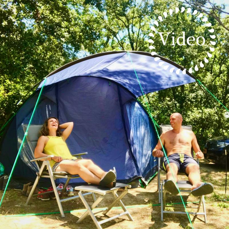 Video: eerste keer kamperen – onze vakantie in Frankrijk