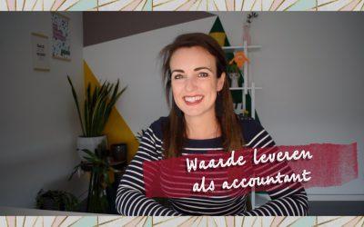 Video: 4 tips om meer waarde te leveren als accountant