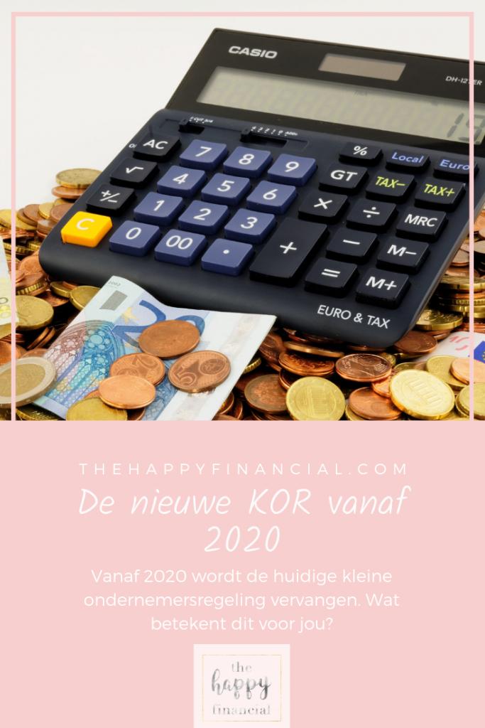Nieuwe KOR 2020