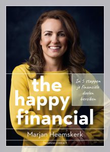 Cover the happy financial boek