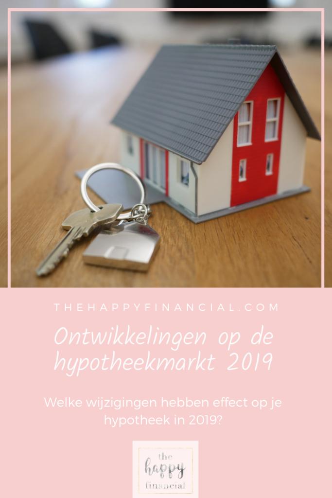 Ontwikkelingen hypotheekmarkt 2019