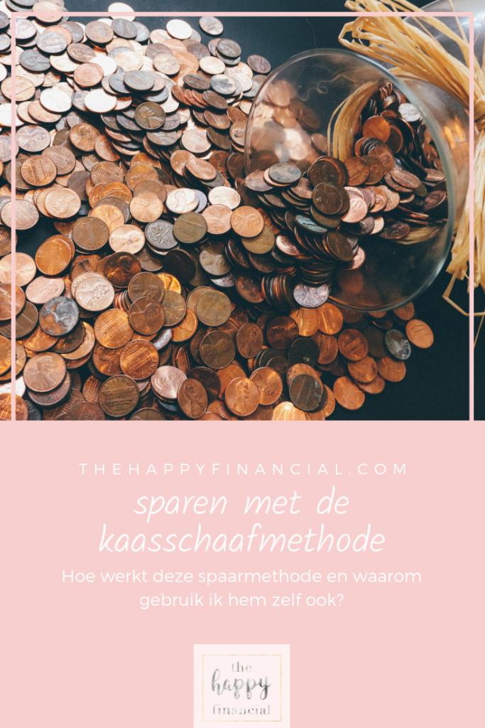 Spaarmethode kaasschaaf