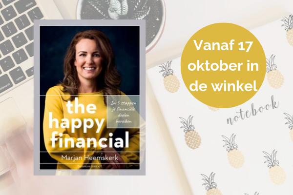 Het eerste boek van the happy financial
