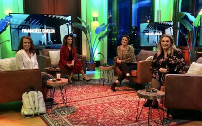 Online event 'Vrouwen & Vermogen'